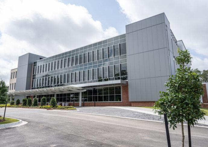NS Cancer Center Exterior