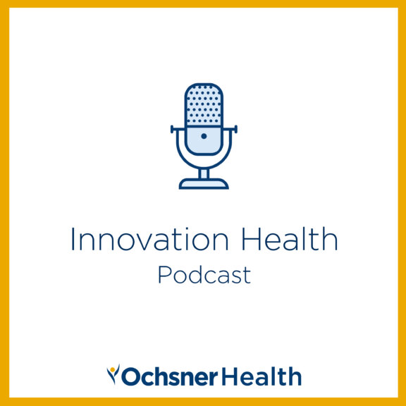OHS Innovation Health Podcast Graphic final