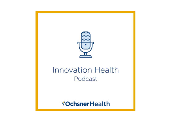 OHS Innovation Health Podcast Graphic Webpage