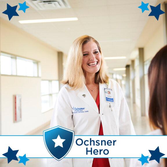 Ochsner Hero