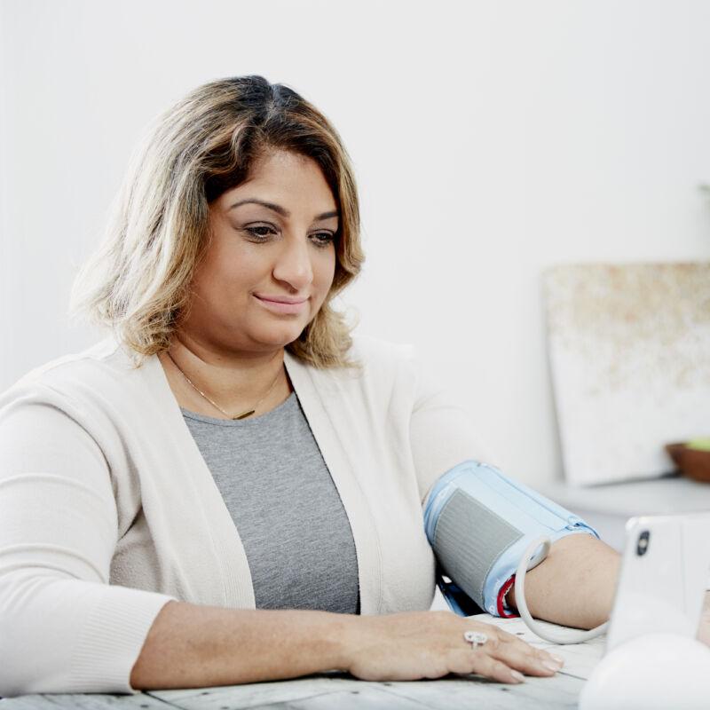 Hypertension digital medicine