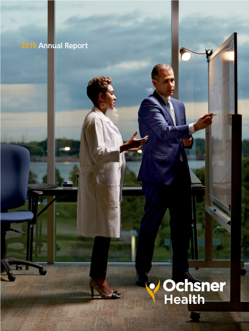 2019 Ochsner Health Annual Report