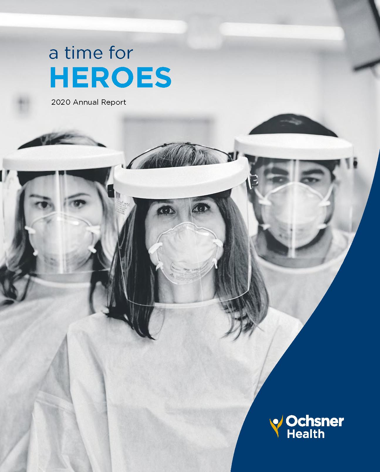2020 Ochsner Health Annual Report
