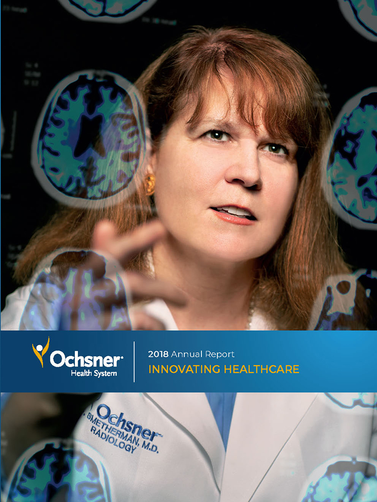 2018 Ochsner Health Annual Report