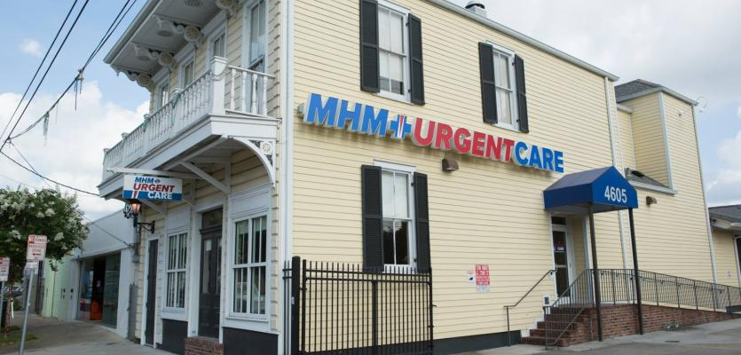 Ochsner Health Acquires MHM Urgent Care and Occupational Medicine Clinics