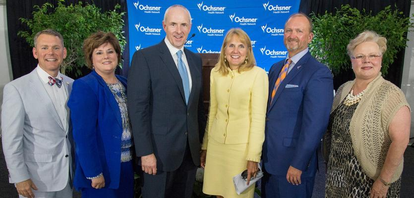 Partner Healthcare Organizations From Across La. Celebrate Launch Of  Ochsner Health Network