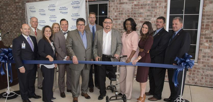 St. Charles Parish Hospital Celebrates Opening of Plantation View Medical Offices