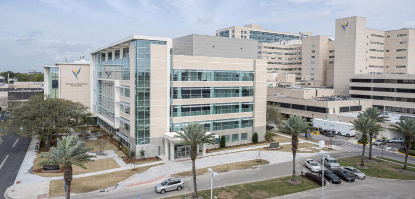 The Gayle and Tom Benson Cancer Center Celebrates Expansion with Grand Re-Opening