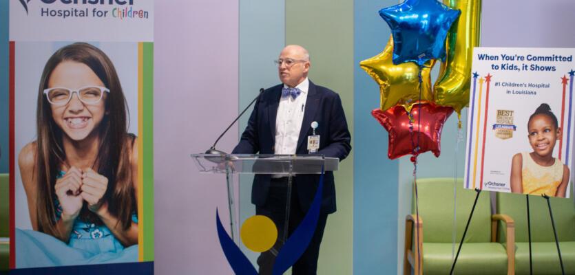 Ochsner Hospital for Children Named #1 in Louisiana by U.S. News & World Report