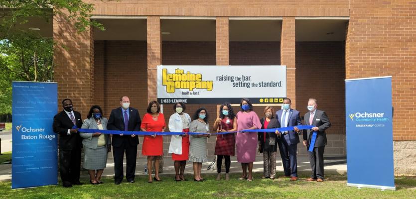 Ochsner Community Health – Brees Family Center Grand Opening
