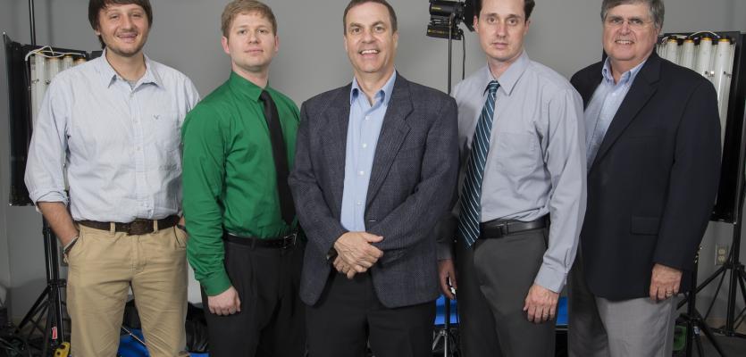 Ochsner Creative Media Services Team Takes Home Four Prestigious Telly Awards