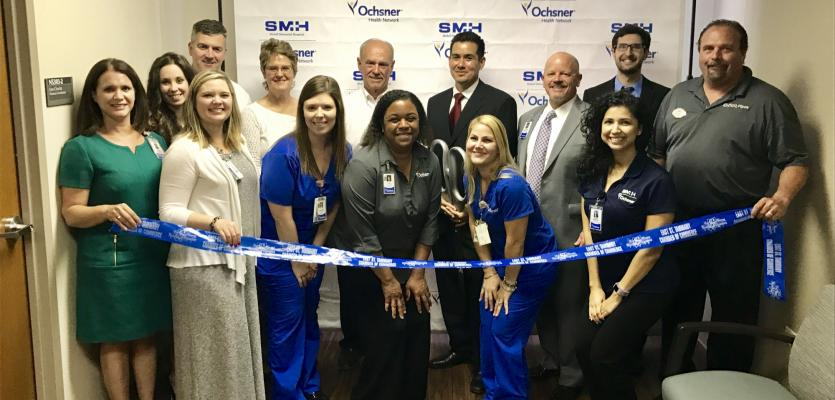 Slidell Memorial Hospital and Ochsner Expand Partnership with New Comprehensive Weight Loss Center