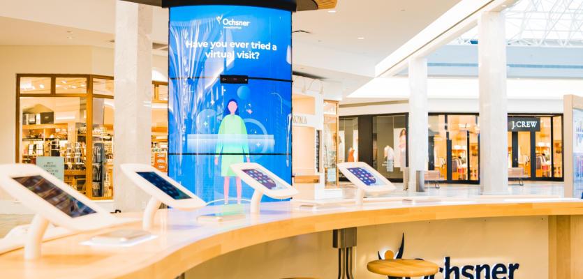 Ochsner Health System Opens InnovationHub in Lakeside Shopping Center
