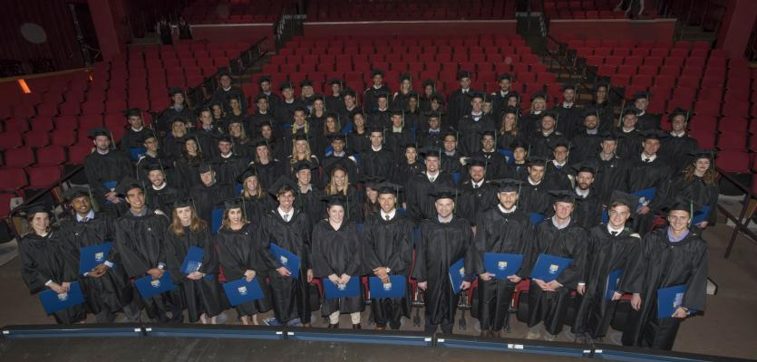 94 Students Honored at UQ – Ochsner Clinical School Culmination Ceremony