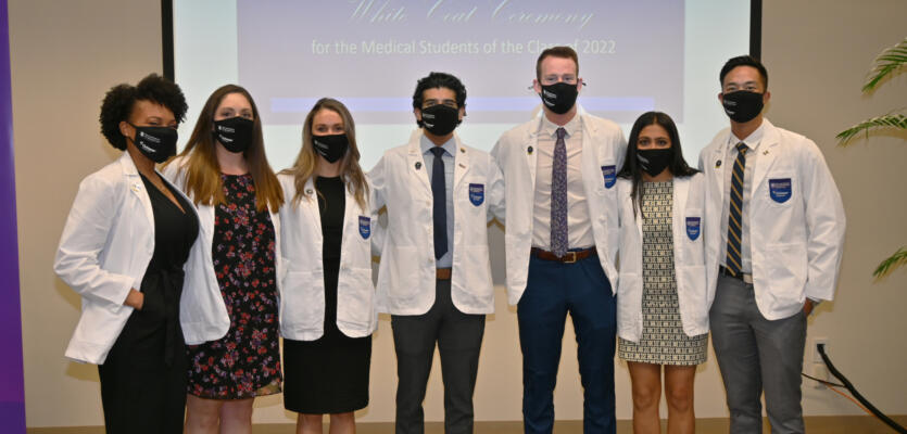 94 Doctors-in-Training at The University of Queensland  Ochsner Clinical School Receive White Coats