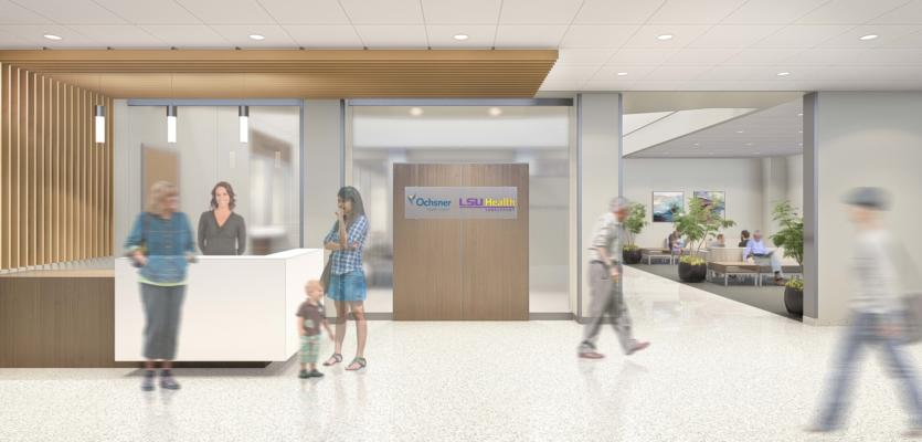 Ochsner LSU Health Shreveport Announces Major New Healthcare Campus