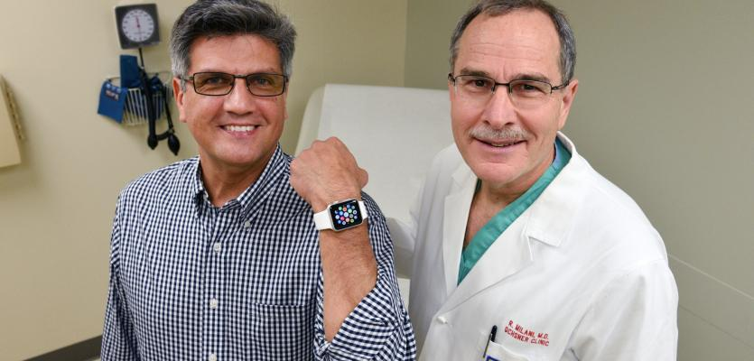 Ochsner Health System First in Nation to Manage Chronic Diseases with Apple Watch