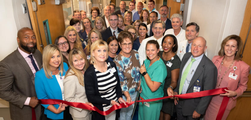St. Tammany Parish Hospital & Ochsner open Level II PICU on Northshore