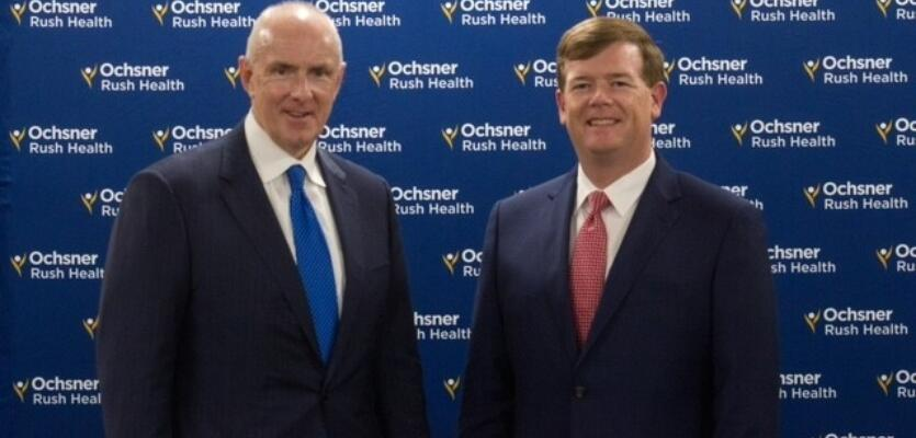 Rush Health Systems to Join Ochsner Health