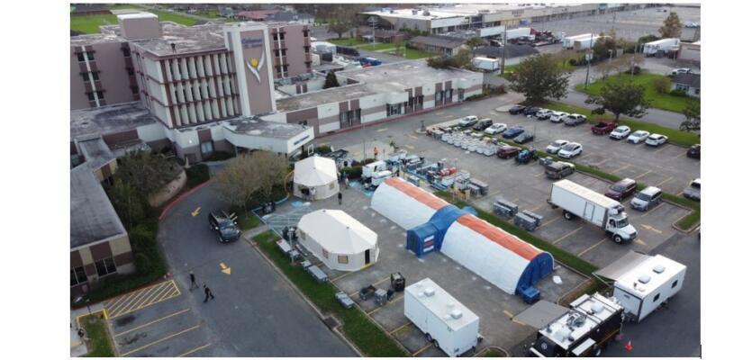 Ochsner Bayou Region Announces Clinic & Inpatient Hospital Services Re-Opening following Hurricane Ida