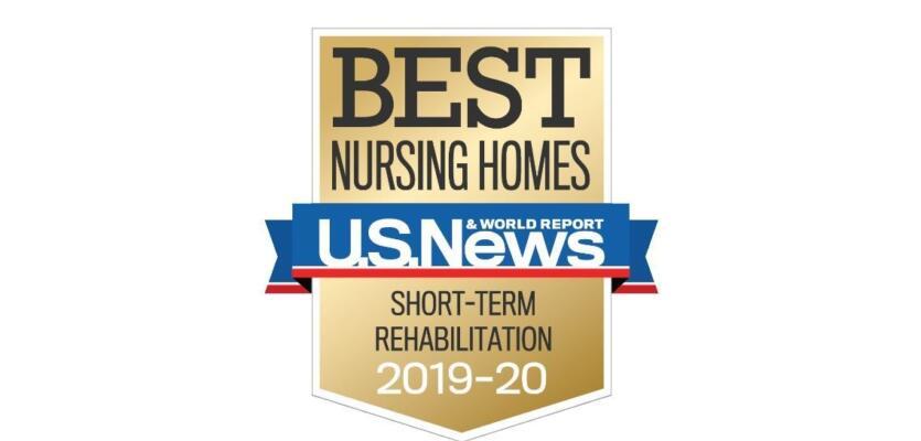 U.S. News & World Report Names Ochsner's Skilled Nursing Facility a 2019-2020 Best Nursing Home