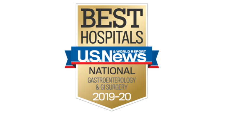 Ochsner Ranked #1 Hospital in Louisiana by  U.S. News & World Report