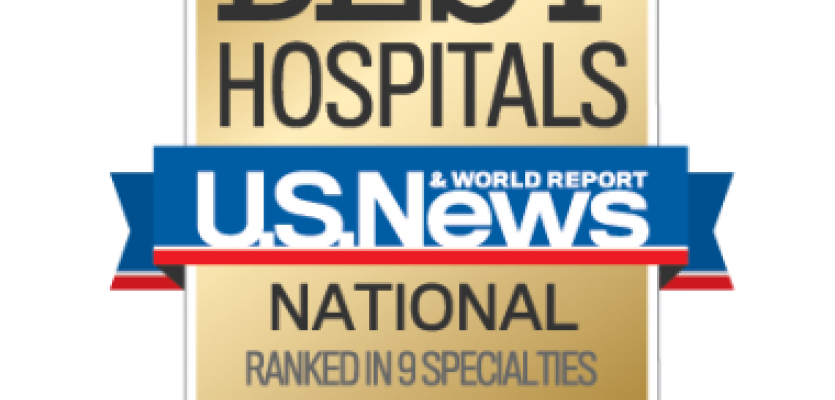 Ochsner Nationally Ranked in Nine Specialties and Named #1 in LA by U.S. News & World Report