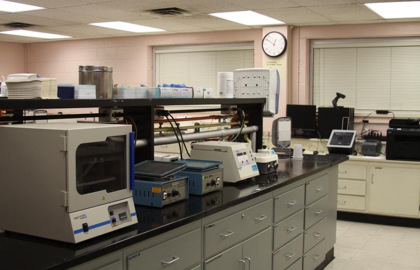 Biobank Laboratory