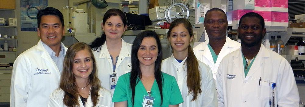 Translational Neuroscience Research Program Group Staff Photo