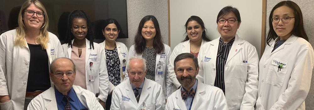 Translational Rheumatology Research Program Group Staff Photo