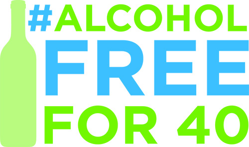 Alcohol Free For 40