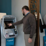 Our seamless check-in process includes valet parking, a greeter, and a digital check-in kiosk on every floor.