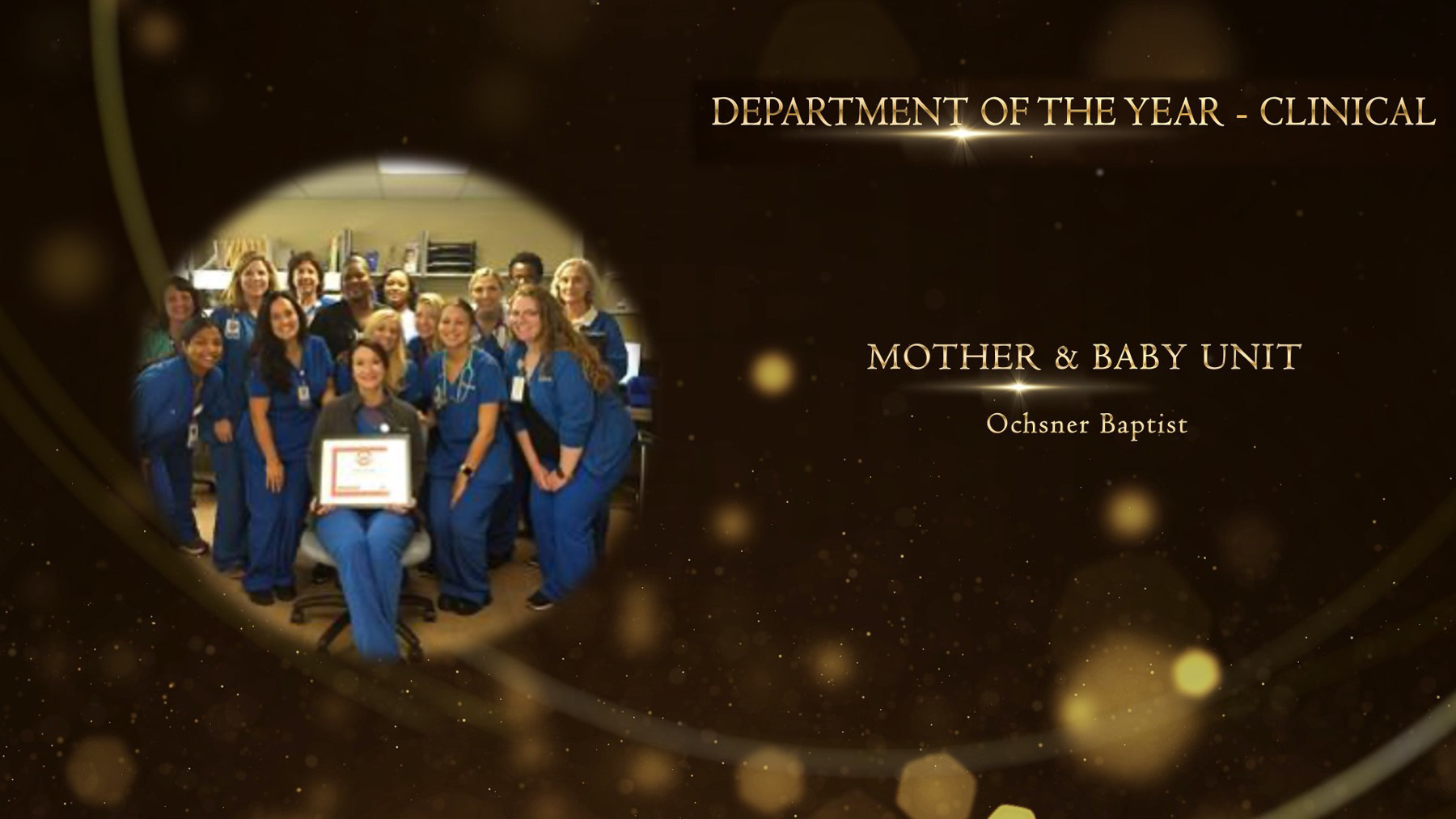 Departmentof The Year M Otherbaby