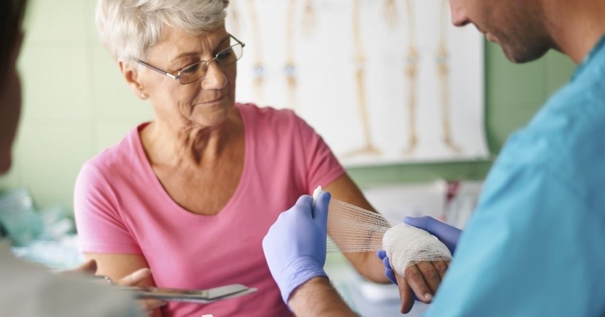 Wound Care Services Ochsner Health System