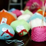 Knitted Knockers provides free hand-knit breast prosthetics for women who have experienced mastectomy.
