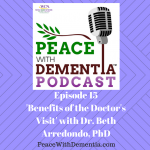 Listen in on Dr. Arrendondo's podcast