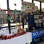 "Our team celebrated Worldwide Neuroendocrine Tumor Awareness Day by raising awareness at Ochsner Medical Center - Kenner.  ""We Fight, Zebra's Unite"" was our theme."