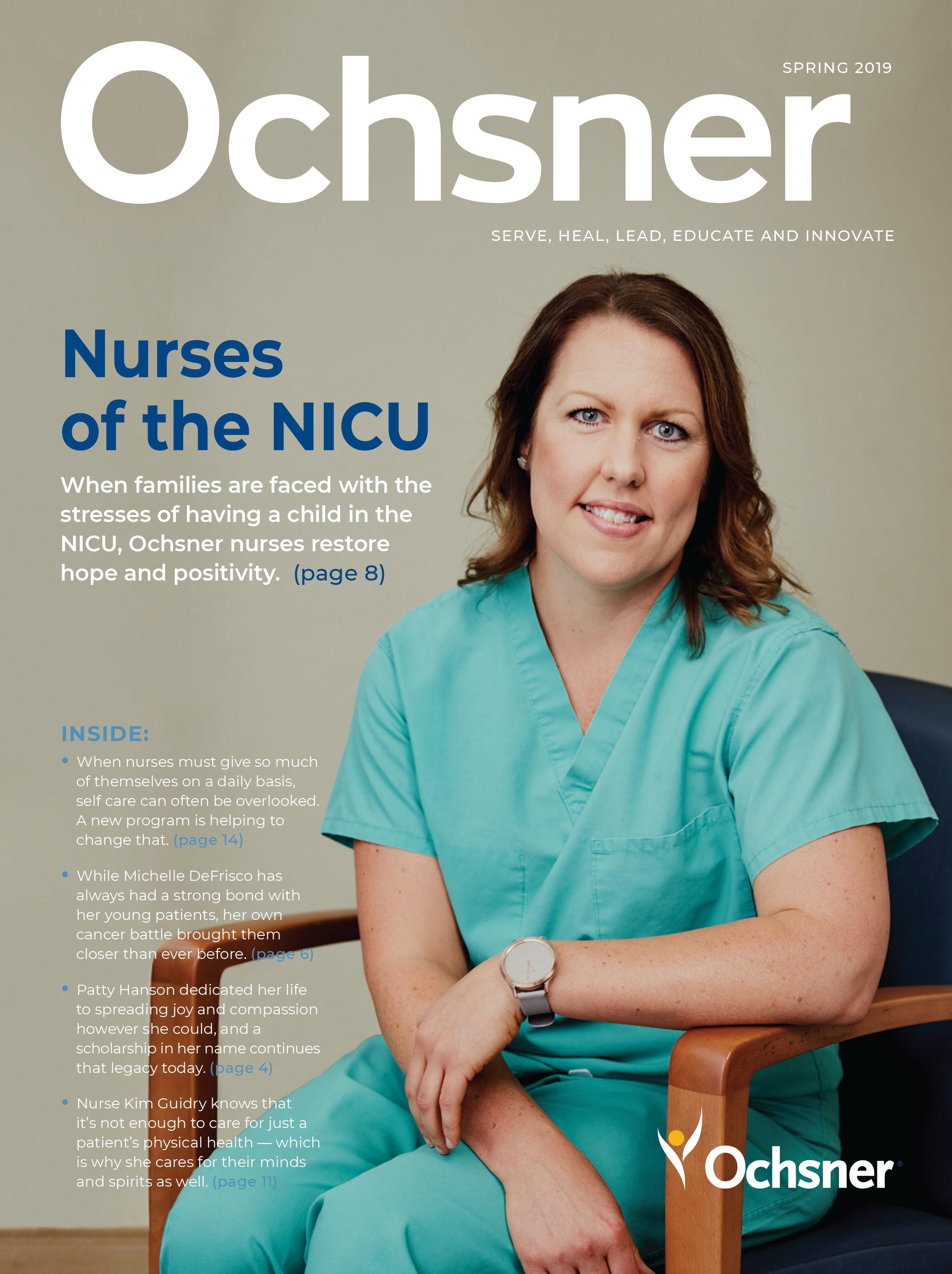 Ochsner Spring2019 Cover