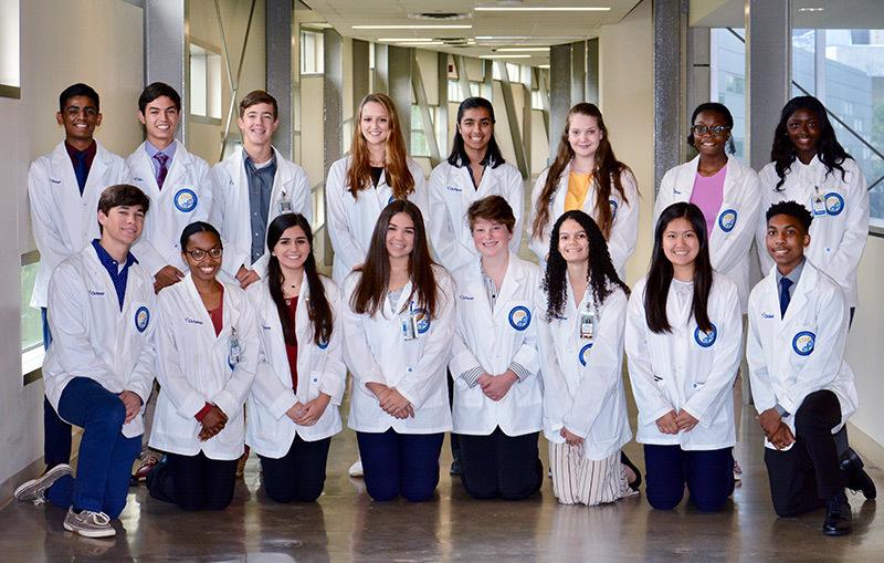 Ochsner STAR Program 2019 Alumni