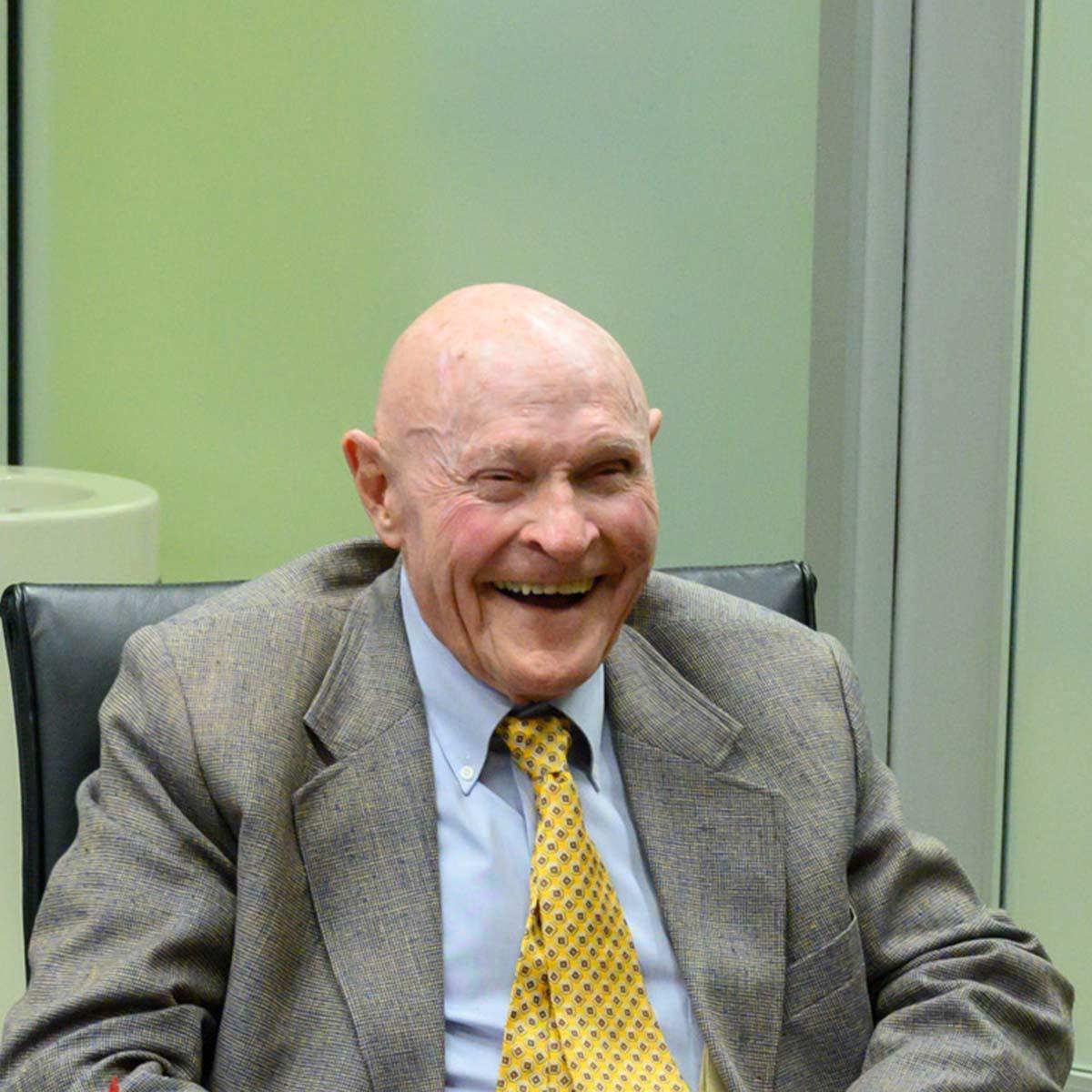 In Memoriam: Dr. Roy Gregory
