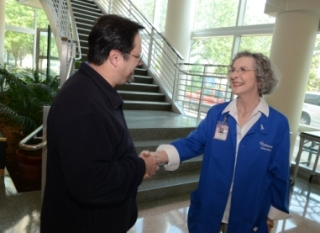 Ochsner Volunteers