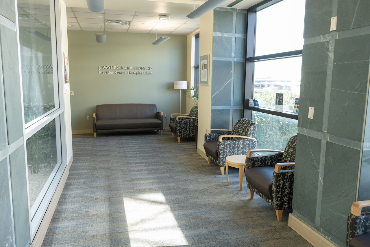 Leonard PCT Clinic - Waiting Room
