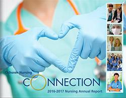 Nursing Annual Report Cover