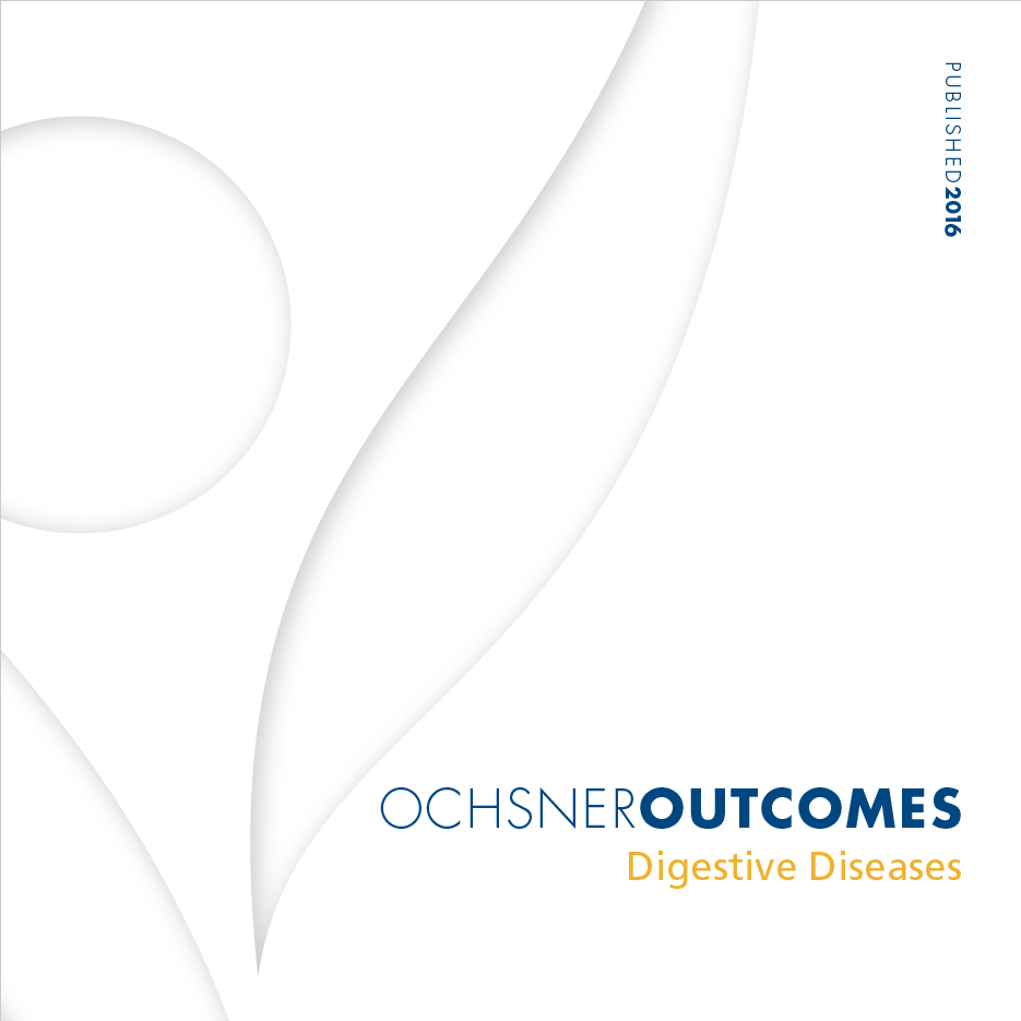 Ochsner Outcomes - Digestive Diseases