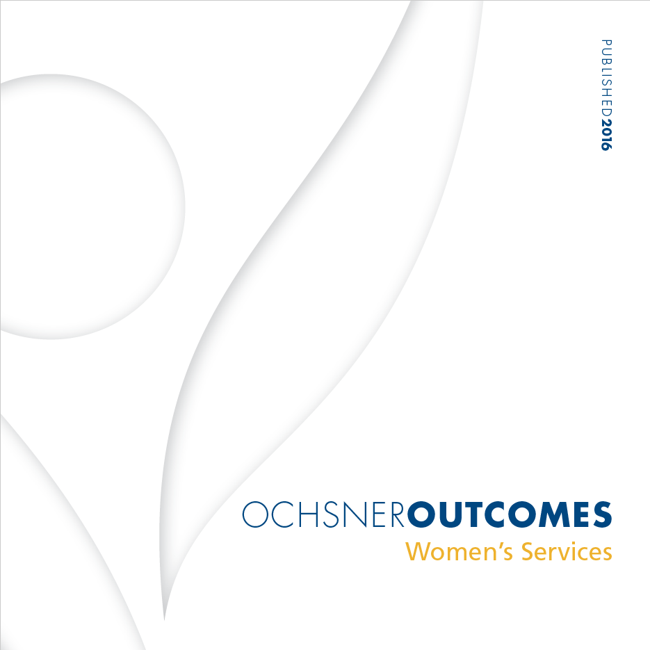 Ochsner Outcomes - Womens Services