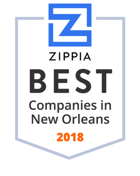 zippia, best companies in new orleans