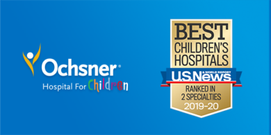 Pediatric ER | Ochsner Health System