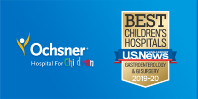 Pediatric Gastroenterology | Ochsner Health System