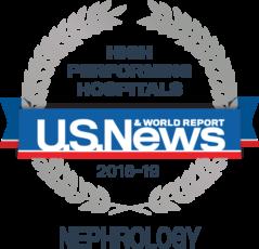 High Performing Indicator Nephrology