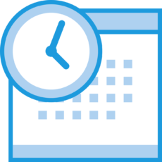 Icons8 schedule